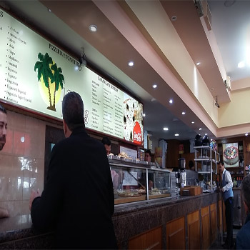 Pizzeria las Palmas - Imagen 1 - Visitanos!