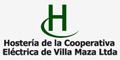 Hosteria - Cooperativa Electrica de Villa Maza Ltda