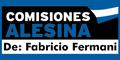 Alesina Comisiones de Fabricio Jesus Fermani
