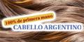 Cabello Argentino - Pelucas Lauren