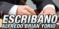 Yorio Alfredo Brian Escribano