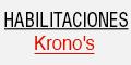 Habilitaciones Krono' S