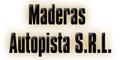 Maderas Autopista SRL