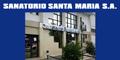 Sanatorio Santa Maria SA - Guardia las 24 Hs