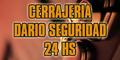 Cerrajeria Dario - Seguridad 24 Hs