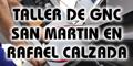 Taller de Gnc San Martin en Rafael Calzada