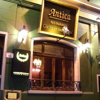 Restaurante Antica