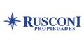 Inmobiliaria - Rusconi Propiedades