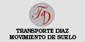 Transporte Diaz - Movimiento de Suelo