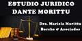 Estudio Juridico Dante Morittu:  Dra. Mariela Morittu Borche & Asoc