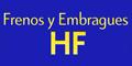 Embragues Hf - Venta de Repuestos y Reparacion