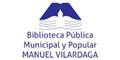 Biblioteca Publica Municipal Popular Manuel Vilardaga
