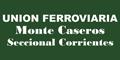 Union Ferroviaria Seccional Corrientes - Monte Caseros
