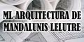 Ml Arquitectura de Mandalunis Lelutre