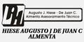 Hiese Augusto J de Juan C Almenta