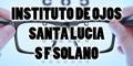 Instituto de Ojos Santa Lucia S F Solano