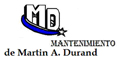 Md - Mantenimiento de Martin Alejandro Durand