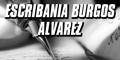 Escribania Burgos - Alvarez