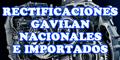 Rectificaciones Gavilan - Nacionales e Importados