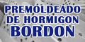 Premoldeado de Hormigon Bordon