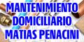 Mantenimiento Domiciliario Matias Penacini - Gasista Matriculado