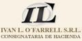 Ivan L o Farrell - Consignataria de Hacienda