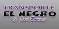 Transporte el Negro de Jose Romero
