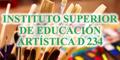Instituto Superior de Educacion Artistica D 234