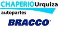 Chaperio Urquiza - Agente Oficial Bracco Equipamientos