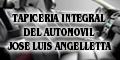 Tapiceria Integral del Automovil Jose Luis Angelletta