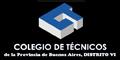 Colegio de Tecnicos de la Provincia de Bs As Distrito VI