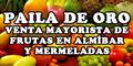 Paila de Oro - Venta Mayorista de Frutas en Almíbar y Mermeladas