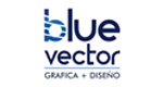 Blue Vector - Grafica + Diseño