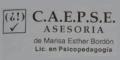 Marisa Bordon - Lic en Psicopedagogia - Espec en Orientacion Vocacional y Tic