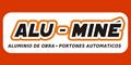 Alu-Mine Portones