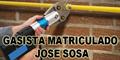 Gasista Matriculado Jose Sosa - Matricula 9548