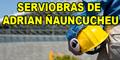 Serviobras de Adrian Ñauncucheu