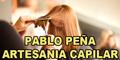 Pablo Peña - Artesania Capilar