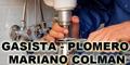 Plomero - Gasista Matriculado Mariano Pablo Colman
