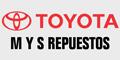 M y S - Repuestos Toyota