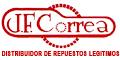 Jf Correa - Distribucion de Repuestos Legitimos
