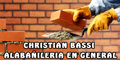 Christian Bassi - Alabañileria en General