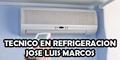 Tecnico en Refrigeracion Jose Luis Marcos