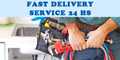 Fast Delivery - Service 24 Hs