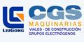 Cgs Maquinarias - Agente Oficial Liu Gong