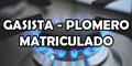 Gasista - Plomero Matriculado