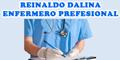 Reinaldo Dalina - Enfermero Prefesional