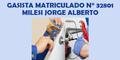 Gasista Matriculado N° 32801 - Milesi Jorge Alberto