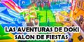 Las Aventuras de Doki - Salon de Fiestas Infantiles