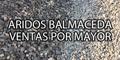 Aridos Balmaceda - Ventas Por Mayor